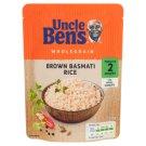 Uncle Ben's Ryż brązowy Basmati wieloziarnisty 250 g