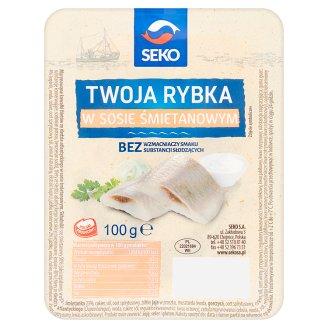 Seko Your Fish in Cream Sauce 100 g
