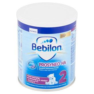 Bebilon Prosyneo HA 2 Mleko następne dla niemowląt po 6. miesiącu 400 g