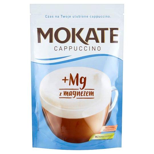 Mokate Caffetteria Cappuccino z magnezem 110 g