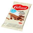dr Gerard Rolls Rolls Rurki waflowe kakaowe z kremem z mleczną czekoladą 160 g