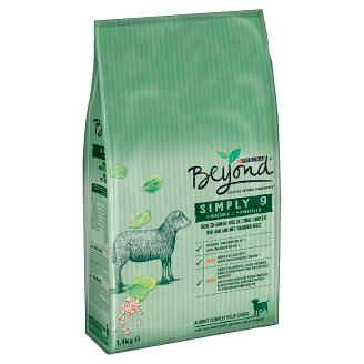 Beyond Simply 9 Rich in Lamb with Whole Barley Complete Dog Food 1.4 kg