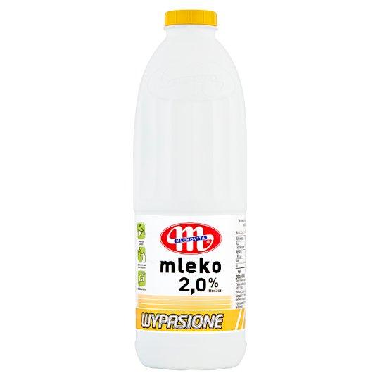 Mlekovita Wypasione 2.0% Milk 1 L