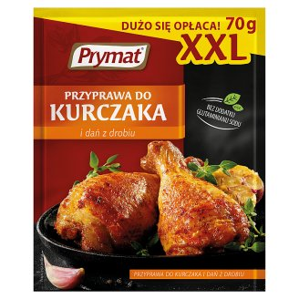 Prymat XXL Chicken and Poultry Dishes Seasoning 70 g