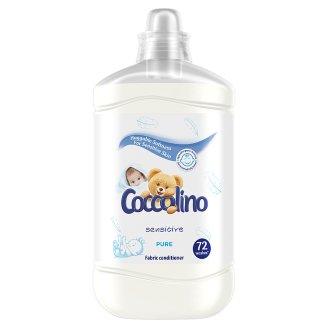 Coccolino Sensitive Concentrated Fabric Conditioner 1800 ml (72 Washes)