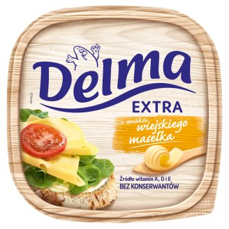 Delma Extra with Country Style Butter Margarine 450 g
