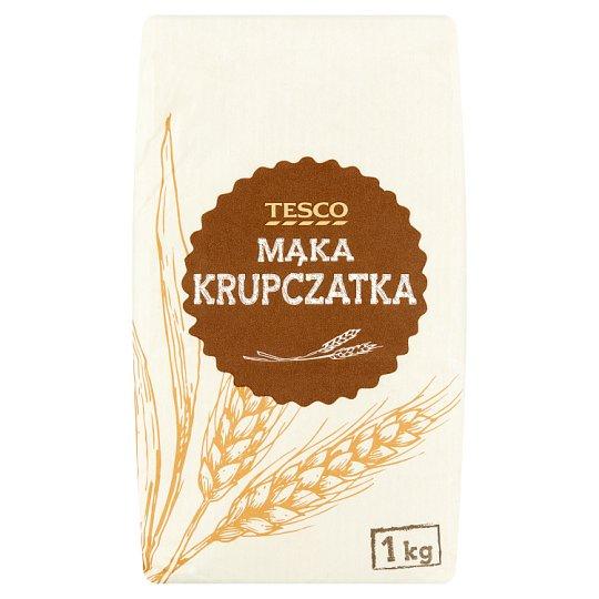 Tesco 450 Type Krupczatka Wheat Flour 1 kg