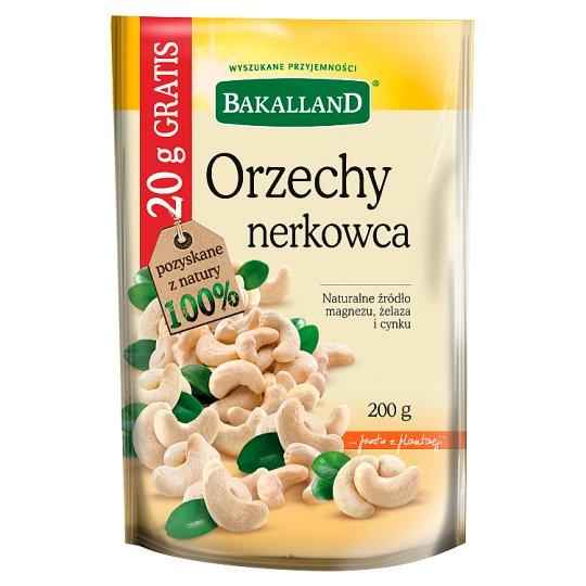 Bakalland Orzechy nerkowca 200 g
