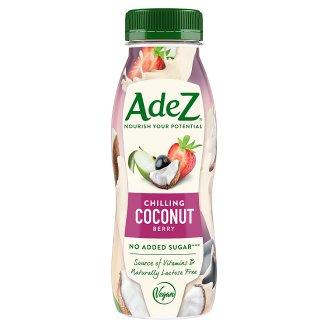 Adez Napój kokosowy z sokami owocowymi 250 ml