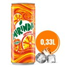 Mirinda Orange Carbonated Drink 330 ml