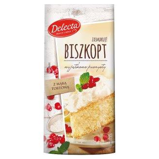 Delecta Sponge Powdered Cake 380 g