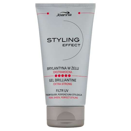 Joanna Styling Effect Gel Brilliantine Extra Strong 150 g
