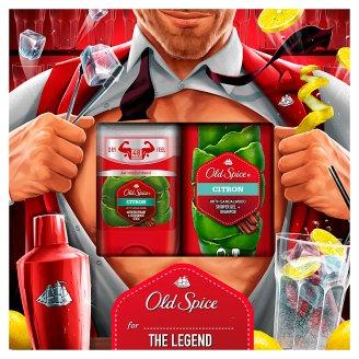 image 1 of Old Spice Men Gift Bartender Deodorant Stick 50 ml + Shower Gel 250 ml