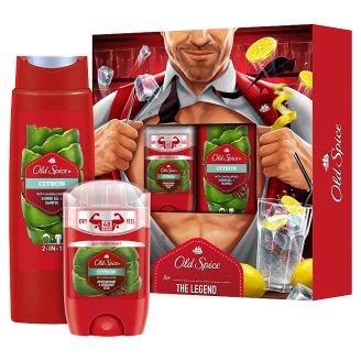 image 2 of Old Spice Men Gift Bartender Deodorant Stick 50 ml + Shower Gel 250 ml