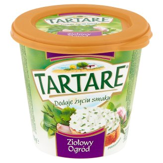 Tartare Herbal Garden Curd Cheese 150 g
