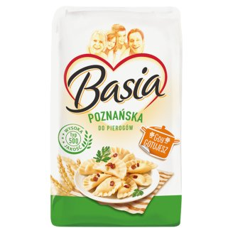 Basia Mąka poznańska typ 500 1 kg