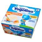 Nestlé Jogolino morela Deserek po 6 miesiącu 400 g (4 sztuki)