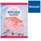 Tesco Kitchen Cloths 5 Pieces