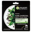 Garnier Skin Naturals Pure Charcoal Puryfing & Hydrating Mattifying Mask 28 g