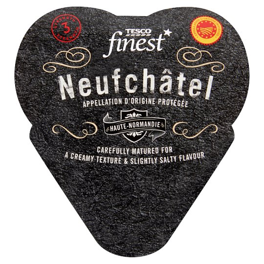 Tesco Finest Neufchâtel Cheese 200 g