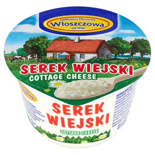 Włoszczowa Serek wiejski 200 g