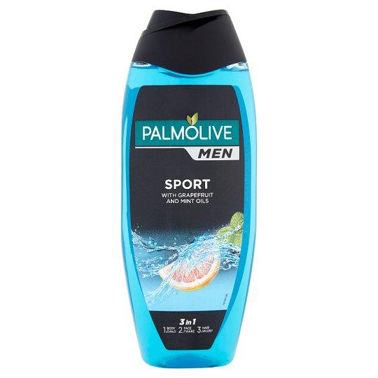 Palmolive Men Sport 3in1 Shower Gel 500 ml