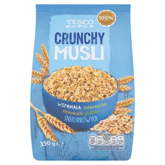 Tesco Crunchy Musli 350 g