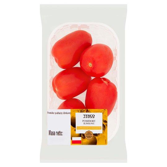 Tesco Plum Tomatoes 500 g