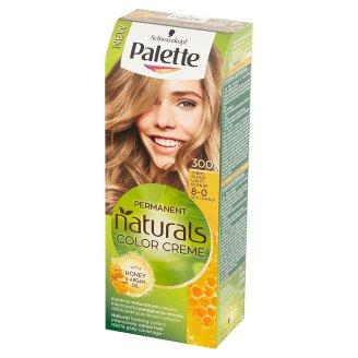 Palette Permanent Natural Colors Creme Farba do włosów Jasny blond 300