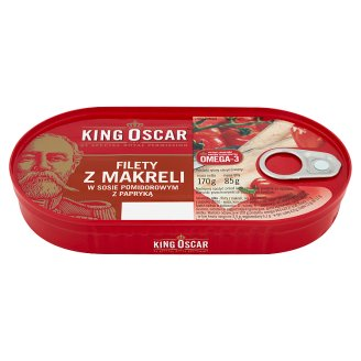 King Oscar Sprats in Tomato Sauce 170 g