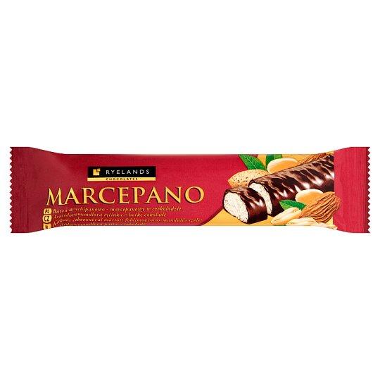 Ryelands Chocolates Marcepano Arachipan-Marzipan in Chocolate Bar 90 g
