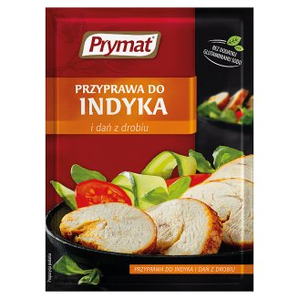 Prymat Turkey and Poultry Dishes Seasoning 25 g