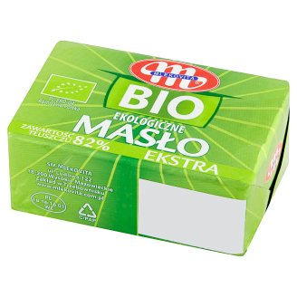 Mlekovita BIO Ekologiczne masło ekstra 100 g