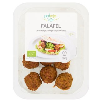 Polsoja Aromatic Flavoured Falafel 150 g