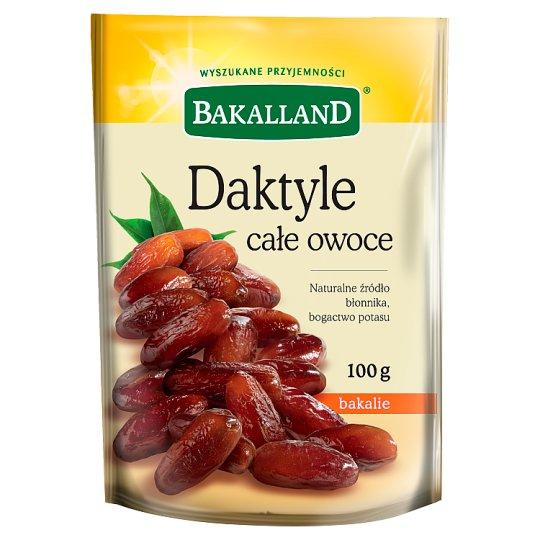 Bakalland Whole Fruits Dates 100 g