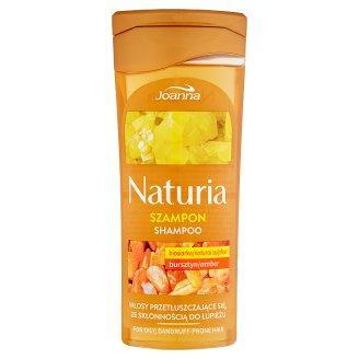 Joanna Naturia Natural Sulphur Amber Shampoo 200 ml