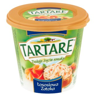 Tartare Salmon Bay Curd Cheese 150 g