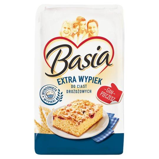 Basia Extra wypiek Wheat Flour 550 Type 1 kg