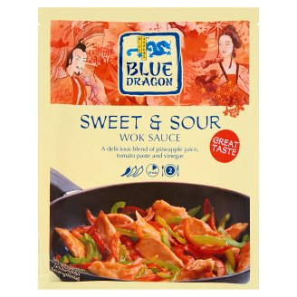 Blue Dragon Sweet & Sour Wok Sauce 120 g