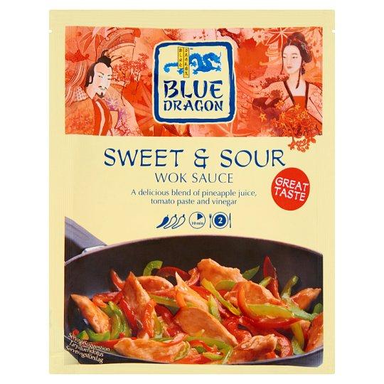 Blue Dragon Sweet & Sour Wok Sauce 120 g