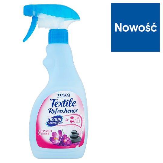 Tesco Flower Odświeżacz do tkanin 500 ml
