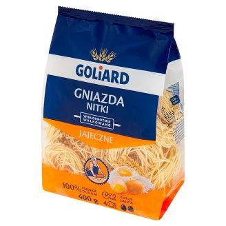 Goliard Gniazda Nitki Egg Noodles 400 g