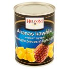 Helcom Pineapple Pieces in Light Syrup 565 g