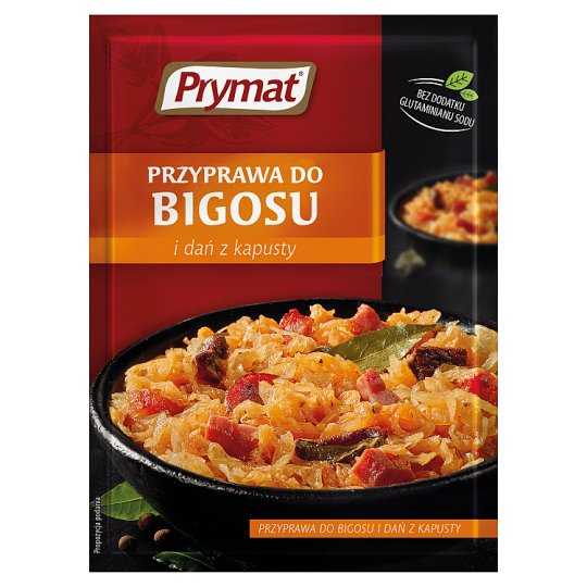 Prymat Cabbage Stew and Cabbage Dishes Seasoning 20 g