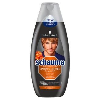 Schauma Sports Power Shampoo 400 ml