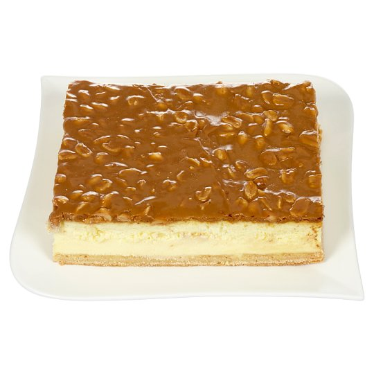 Michaś Toffee Cheesecake