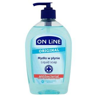On Line Mydło w płynie z naturalnym składnikiem antybakteryjnym 500 ml