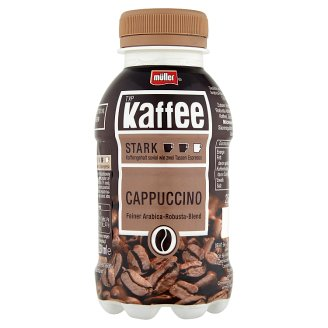 Müller Cappuccino Coffee Milk Drink 250 ml