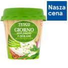 Tesco Giorno Cream Cheese with Herbs 150 g