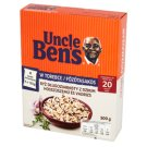 Uncle Ben's Long Rice with Wild Rice 500 g (4 Bags)
